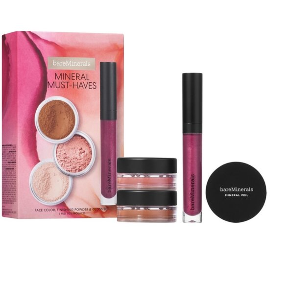 bareMinerals Other - bareMinerals Mineral Must-Haves Set